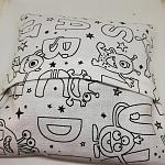 Kit enfant (+ 6 ans) ''Coussin doudou-dodo'' un coussin de  fleurs de lavande à personnaliser
