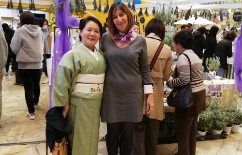 atelier lavande au Japon