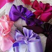 Sachets de lavande pour Mariage, taille XL, broderie