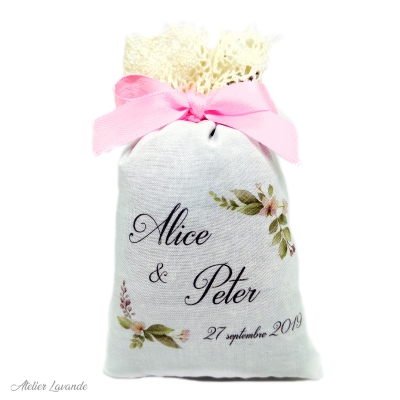 Collection 2020 Lavande mariage Alice & Peter