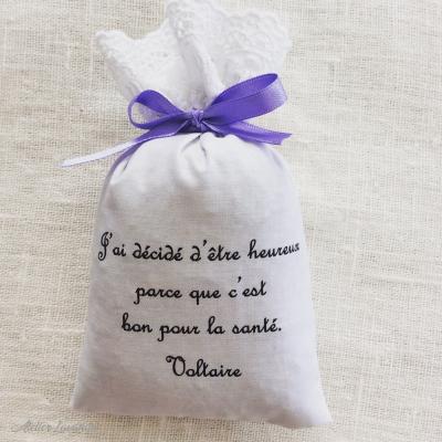 J'ai décidé d'être heureux- Voltaire