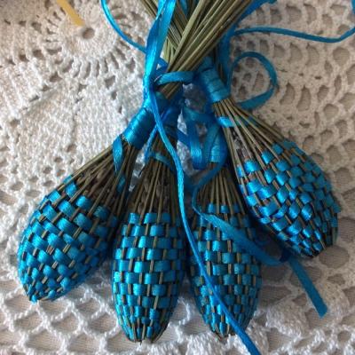Fuseaux de lavande de Provence, les fuseaux de Marie