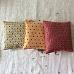 Trio de coussins de lavandin Kobe