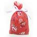 Sachet de lavande de Provence avec tissus imprimé, motif floral Carmen
