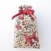 Sachet de lavande de Provence avec tissus imprimé motif floral